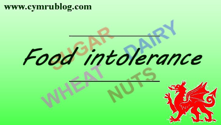 Food intolerance