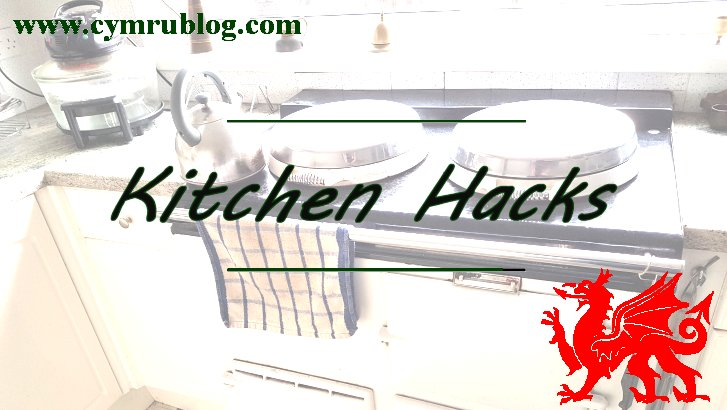 Return to kitchen hacks